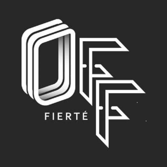 Carré noir: OFF Fierté.</body></html>