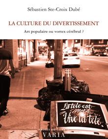 Page couverture du livre : sur une rue urbaine le soir, un écran de télé est laissé aux ordures, mais avec une affiche stylisée « La télé est morte ... vive la télé.»