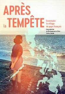 Affiche du film : une femme asiatique, de dos, regarde la mer.</body></html>