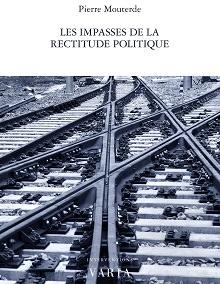 Page couverture du livre : photo noir/blanc de plusieurs voies ferrées qui se croisent.