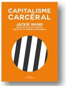 Miniature de la page couverture : sur fond orange, un cercle blanc à quatre rayures noires, comme des barreaux.