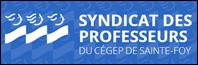 Syndicat des professeur.e.s du CEGEP de Sainte-Foy