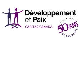 Logo de la Développement & Paix