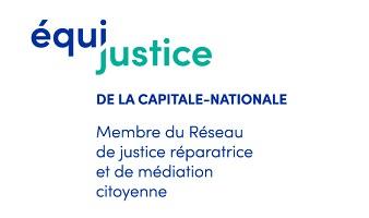 Logo : équi (en bleu marin), justice (en turquoise) est écrit plus bas vers la droite.</body></html>