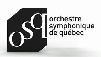 Logo OSQ : les trois lettres placées de bas en haut, se touchant les unes les autres. Le q ressemble à une note sur une page de musique.