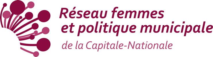 Bannière : le nom et un dessin de couleur cramoisi et rose.  Le logo ressemble à des bulbes de pissenlit vu de très près, soit des tiges surmontées d'un cercle.