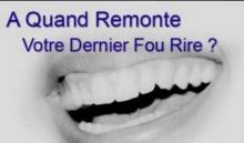 Bouche qui sourie : À quand remonte votre dernier fou rire ?