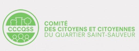 Portrait de Comité des citoyens et citoyennes du quartier Saint-Sauveur
