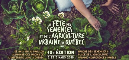 Affiche horizontale : jardin vu de haut ; chou à grandes feuilles vertes ; les mains d'une enfant s'en occupe. Les détails connus à date sont transcrits dans l'annonce ici.